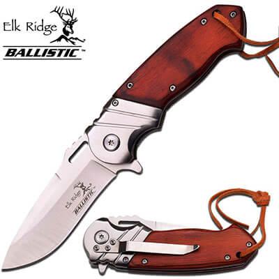 Polarbear's Shop ELK RIDGE Folding Pocket Knife