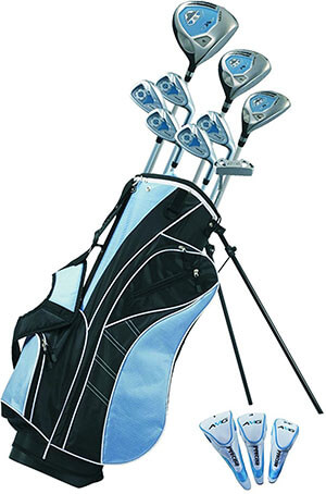 New Deluxe Petite Ladies' Complete- Golf Package