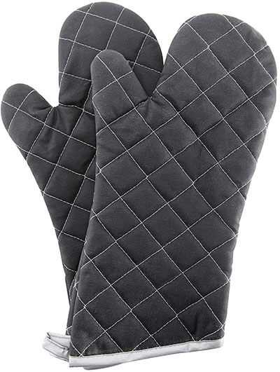 Bestjoy Heat Resistant Kitchen Gloves