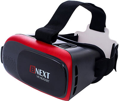 Bnext 3D VR Headset, Virtual Reality Glasses