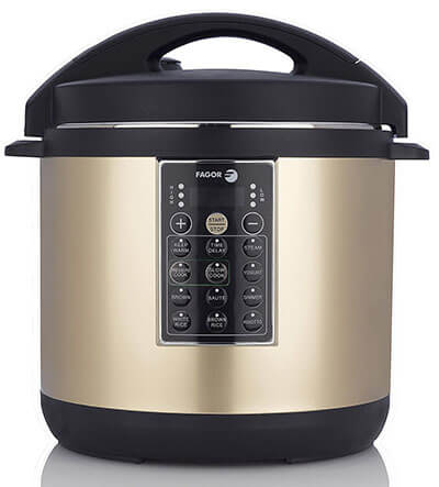 Fagor LUX 935010054 All-in-One Electric Pressure Cooker