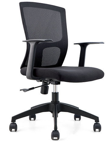 CMO Mid-Back Manager's Swivel Office Chair