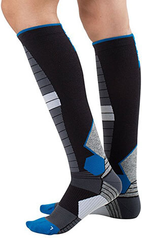 Thermal Compression Winter Socks