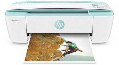 HP Deskjet 3755 J9V92A Compact Photo Printer