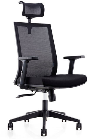 CMO High Back Mesh Ergonomic Executive Office Tasks Chair
