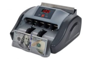 Top 15 Best Currency Counting Machines in 2018 Reviews