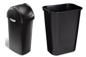 Top 10 Best Plastic Garbage Bins In 2017 Reviews