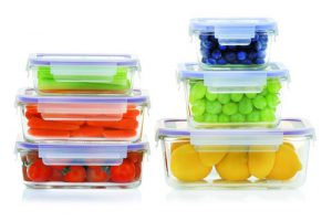 Top 20 Best Glass Food Storage Containers in 2017 Reviews