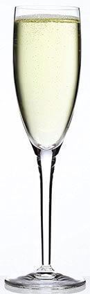 Luigi Bormioli Michelangelo Masterpiece Champagne Flute Glasses