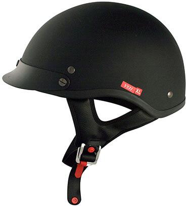 VCAN V531 Cruiser Half Helmet Motorcycle