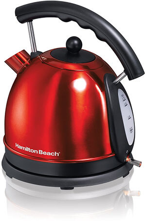 Hamilton Beach 40894 Stainless Steel Electric Kettle
