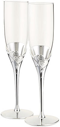 Lenox True Love Champagne Glass Flute