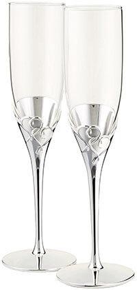 Lenox True Love Champagne Glass Flute