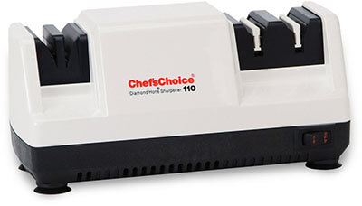 Chef's Choice M110 White Diamond Hone Knife Sharpener