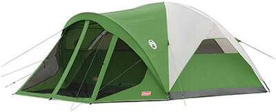 Coleman Evanston Screened Tent for Camping