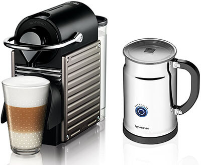 Nespresso Pixie Espresso Coffee Machine