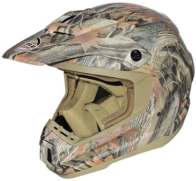 Core Forester MX-1 Off-Road Motorcycle Helmet