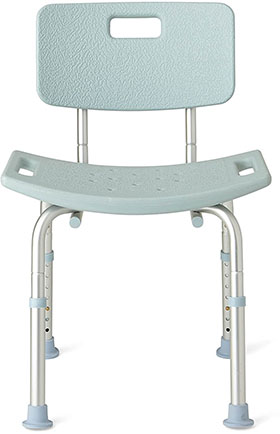 Medline Microban Bath Bench