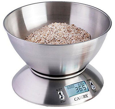 Camry Stainless Steel Digital Scale