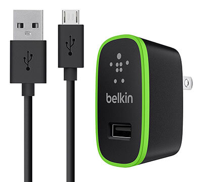 Belkin MIXIT Home/Travel Wall Charger