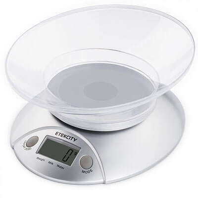 Top 20 best digital kitchen scales in 2018 reviews for How much is a kitchen scale