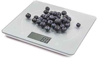 Greater Goods Nourish Digital Precision Kitchen Scale
