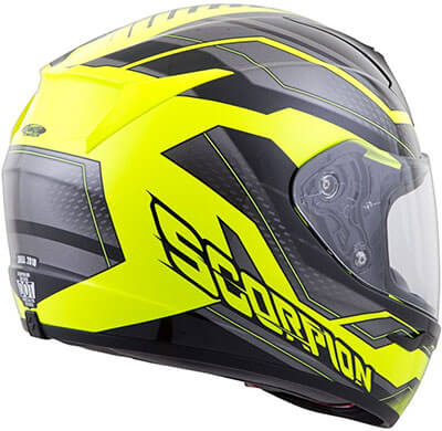 Scorpion Airline EXO-R410 Helmet Motorcycle