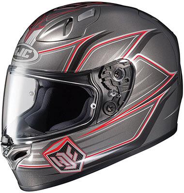 HJC Helmets FG-17 Banshee Helmet Motorcycle