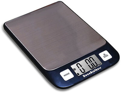 Deco Brothers Digital Multifunctional Kitchen Scale