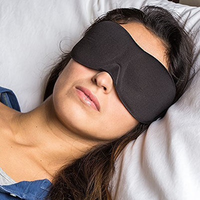40 Winks 3D Eye Mask