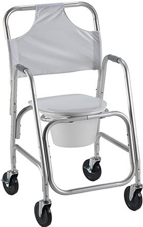 PCP Shower Transport Chair, Lightweight