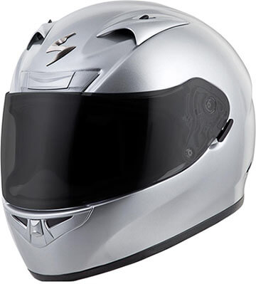 Scorpion EXO-R710 Solid Helmet Motorcycle
