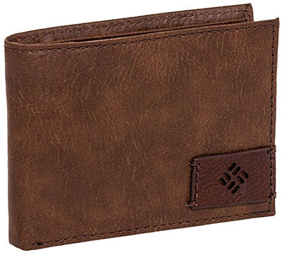 Columbia Catherine Creek RFID Slimfold Wallets for Men