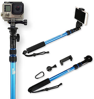The Alaska Life Selfie Stick
