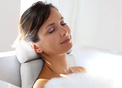 Hampton SPA Luxury Home Spa Bath Pillow