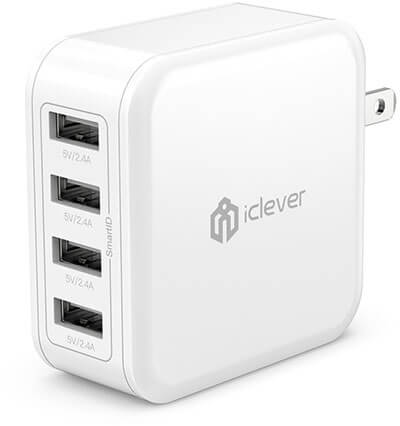 iClever BoostCube Universal USB Phone Charger