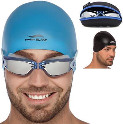 Swim Elite Swimming Goggles Swimming Accessories