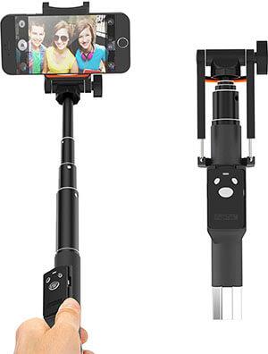 Fugetek Aluminum Bluetooth Selfie Stick