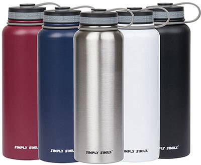Simply Simily Stainless Water Bottle