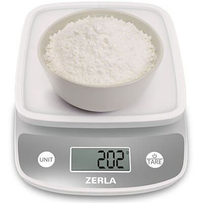 Zerla Digital Food Scale