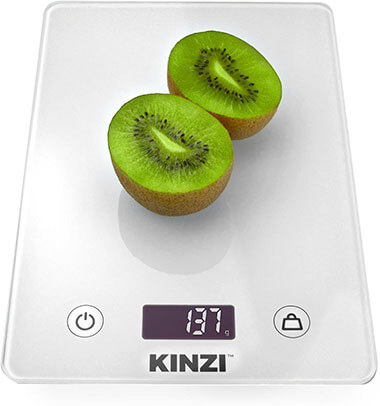 Kinzi 12lbs Digital Food Scale