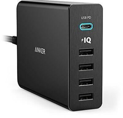 Anker USB Type-C Wall Charger PowerPort+