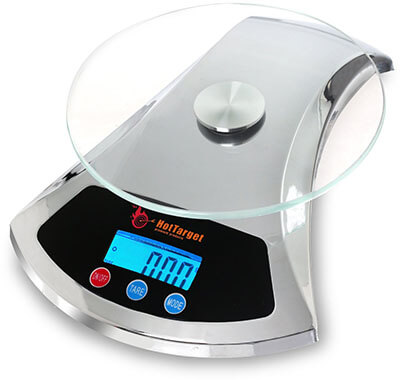Hot Target Digital Scale