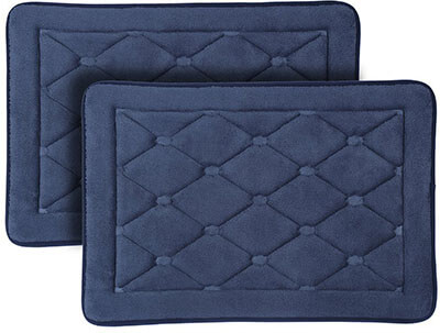 Langria Breathable Non-Slip Bath Mat