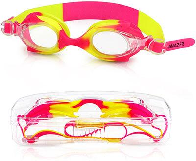 Amazer Kids Swim Goggles
