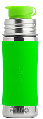 Pura Kids Stainless Steel Sports Water Bottle