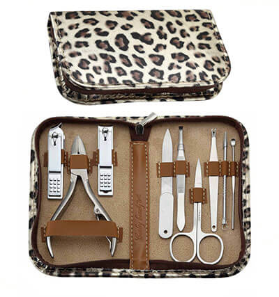 Keiby Citom Nail Clipper Set - Manicure/Pedicure Kit
