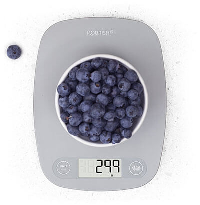 Greater Goods Ultra Slim Digital Food Scale