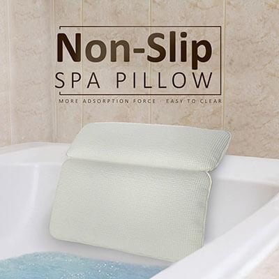 Togyoo Ergonomic Non-Slip Spa Bath Pillow