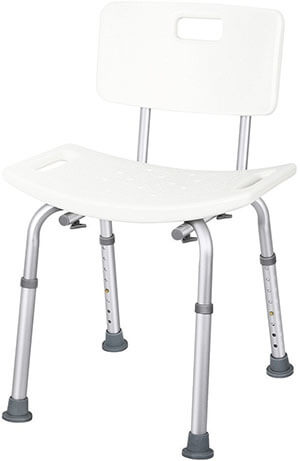 JCMASTER Bathroom Shower Chair